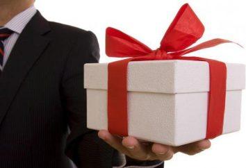 colega de regalos en el Año Nuevo: inusual, original, divertido