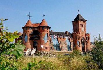 """Nessel Castle (Orlovka, Kaliningrad Region): Hotel, Restaurant, Museum """"mittelalterliche Folter und Strafe"""""""