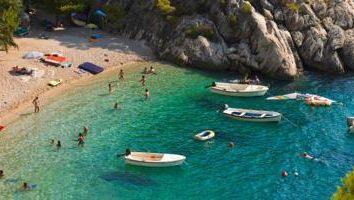 Brela (Croazia) – un vero e proprio sogno mediterraneo