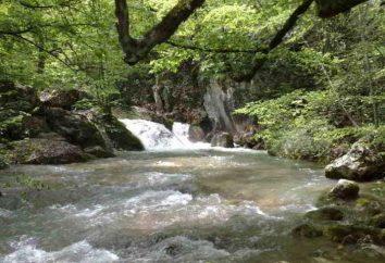 Alma – rzeka na Krymie. Opis, funkcje, zdjęcia