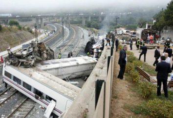 acidente ferroviário importante na Rússia e da URSS. Ufa desastre de trem (1989)