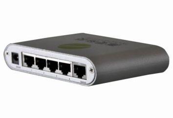 Netzwerk-Switch – Multifunktionsgerät
