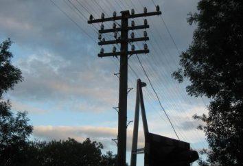 Drewniane wieże transmisyjne: fotografia, rozmiar, ciężar. Montaż i naprawa drewnianych słupach