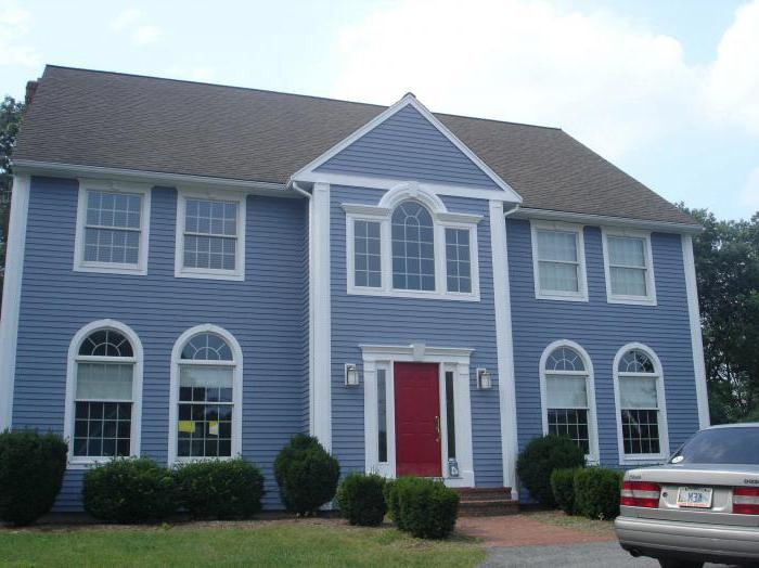 Scelta Colore Per Esterno Casa : In che colore per dipingere la casa dall esterno
