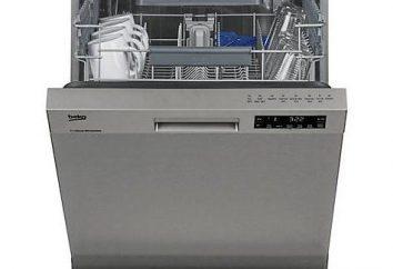 Lave-vaisselle Beko: les principales caractéristiques et description de l'équipement