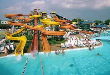 """Aquapark w Anapa """"Tiki-Tak"""". Zdjęcia, adres, opinie"""