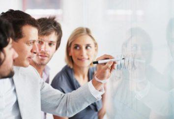 Los líderes formales e informales en el equipo, grupo, organización