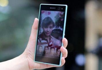 Smartphone Sony Xperia C3: opiniones