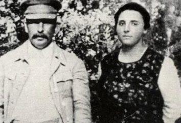 Carácter y biografía de Nadezhda Alliluyeva, la esposa favorita de Stalin