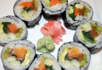 rotoli quaresimali: alcune ricette interessanti