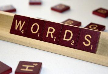 Como hacer el análisis de formación de palabras de las palabras en el idioma ruso