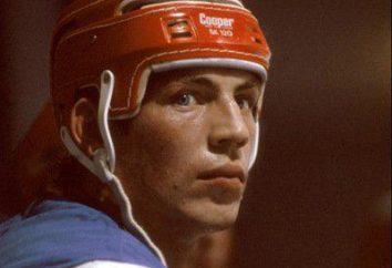 Valery Vasiliev giocatore di hockey: biografia
