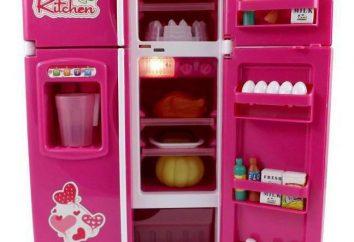 Wie man eine Puppe für einen Kühlschrank mit seinen Händen machen