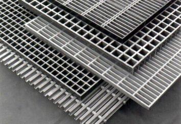 Grata: materiale pratico e resistente. Tipi e applicazione reticolo