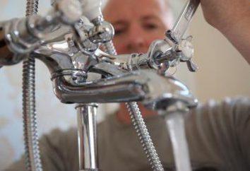 robinet de réparation dans la salle de bain (l'interrupteur sur la douche): des conseils, des instructions