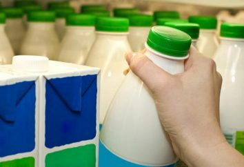Pourquoi le lait kisnet dans un orage? La composition du lait. Qu'est-ce qui se passe pendant un orage