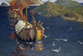 Como gerir o Estado russo antiga: uma breve descrição