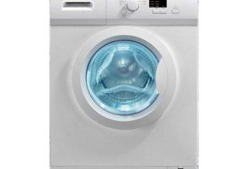 Haier Waschmaschinen: Beschreibung, Funktionen, Fehlercodes