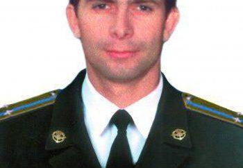O tenente-coronel Mark Yevtyukhin Mark Nikolaevich – o Herói da Rússia, o que causou o fogo em si