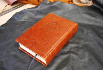 Die Wiederherstellung der Bücher mit seinen Händen auf allen Regeln
