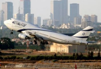 Lotniska w Tel Awiwie. Tel Aviv Ben Gurion