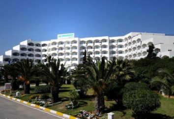 Hotel President Resort 3 * (Tunezja, Hammamet): opis, usługi i opinie