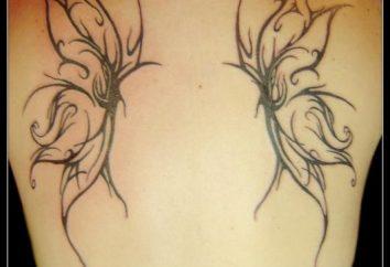 Tymczasowe tatuaże na sześć miesięcy – stylowy i estetyczne
