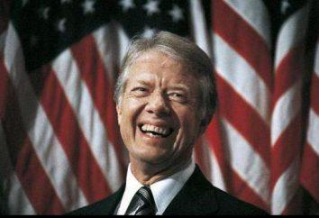 Il presidente degli Stati Uniti Karter Dzhimmi: biografia, foto