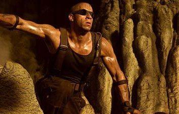 """""""Die Hard"""" Vin Diesel. Film con Vin Diesel nel ruolo del titolo"""