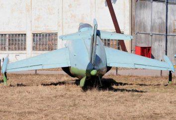 Le Yak-36: Spécifications et photos