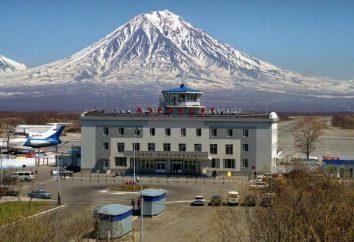 Elizovo Airport: descrizione, caratteristiche, posizione, servizi