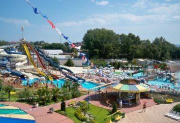 """Il parco acquatico """"Nautilus"""" (Lazarevskoe) è il luogo ideale per il tempo libero"""