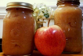 Compota de maçã sem açúcar para o inverno. Mimar crianças e adultos