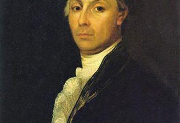 Alexander Radishchev – Schriftsteller, Dichter: Biographie, Kreativität