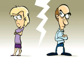 Divorce: la propriété par la section des tribunaux
