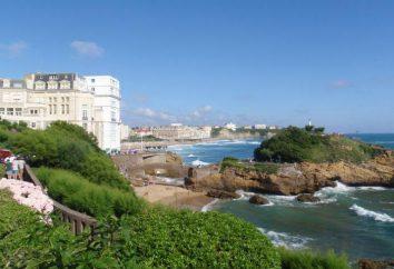 Francja ucieka na morze: najlepszy opis