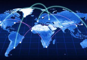 La question de la mondialisation. Principaux défis contemporains de la mondialisation