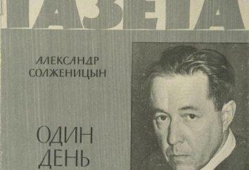 """Un breve recuento de """"Un día en la Ivana Denisovicha,"""" Solzhenitsyn"""