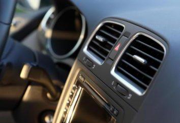 Jak napełnić klimatyzację w samochodzie z rękami? Jak często napełnić klimatyzację w samochodzie? Gdzie można wypełnić z klimatyzacją w samochodzie?