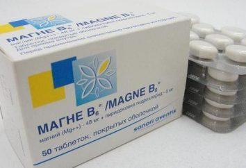 """""""B6 Magnez"""" dla dzieci: Podręcznik i opinie"""