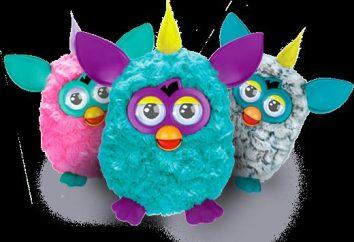 Toy Furby – um amigo inteligente da maravilha infância do mundo