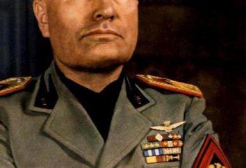 Mussolini Benito (Duce): Biografie Der Diktator von Italien