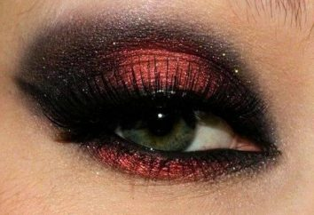 ojos bellamente pintadas: Consejos estética