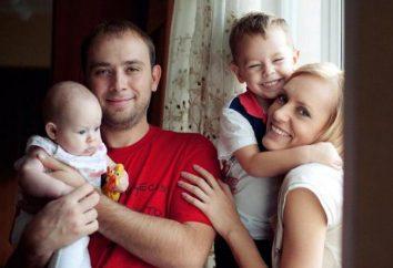 Evgeniya Makeeva – fotos de família, encarna o verdadeiro emotions imagens