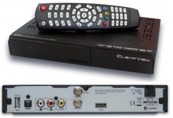 Receiver für TV zur Hütte: Übersicht, Ansichten, Features der Wahl