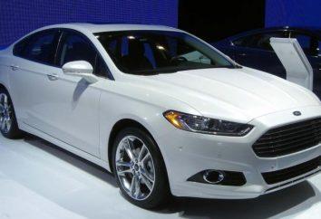 New Ford Fusion: technische Daten und eine allgemeine Beschreibung