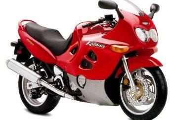 Suzuki Katana: especificações, fotos e comentários