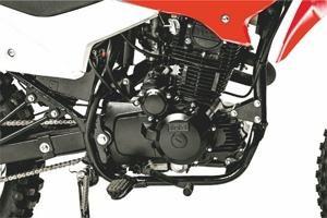Motocicleta Irbis TTR 250 – comentarios hablan por sí mismos