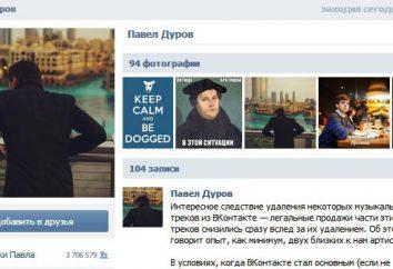 secrets intéressants: comment supprimer suiveurs « VKontakte »?