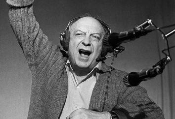 Kote Makharadze – mago con il microfono in mano